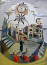 Il-tempo-sospeso-acrilico-su-tavola-100-x-140-2012