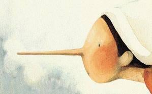 pinocchio di Giulia Rossena