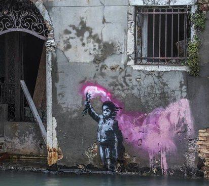 Banksy - Venezia
